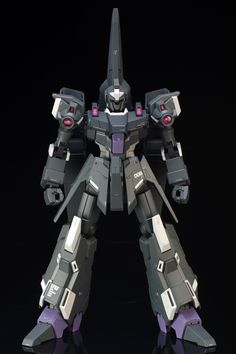 GUNDAM GUY: MG 1/100 RGZ-95 ReZEL - Custom Build by Schizophonic9