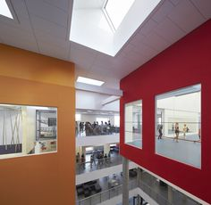 Gallery of Frederiksbjerg School / Henning Larsen Architects + GPP Architects - 4