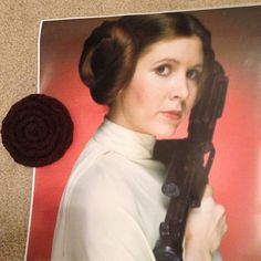 Pin the bun on Leia (this links to a post about the most awesome birthday party ever... all star wars themed, and for a little girl. i am so doing this for my 30th birthday. shut up.)