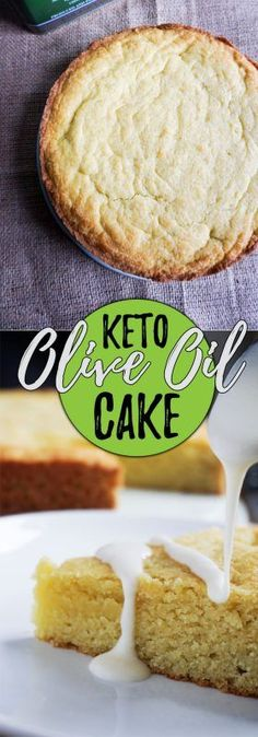 We've created a moist and dense olive oil cake that will be the perfect sweet ending to any meal!