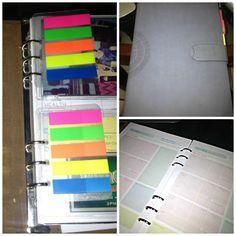 BEST DIY Planner/Agenda/Organizer + Links to MANY Printables
