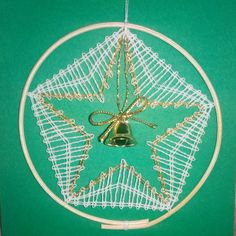 Lacemaking, Lace Heart, Lace Jewelry, Bobbin Lace, Lace Detail, Dream Catcher, Projects To Try, Butterfly, How To Make