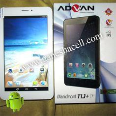 "Advan Vandroid T1J+, Tablet 7"", Android KitKat, Quad Core Processor"