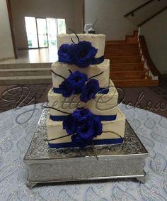 Pastel de boda en Mexicali B#219 / Wedding cake