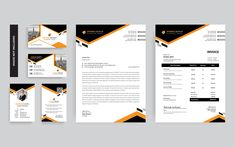 Casablanca Branding Stationery Corporate Identity Template