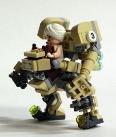 lego mechanic by smarket