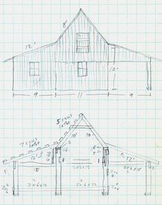 How to build pole barn post beam structure secrets for Pole barn dimensions