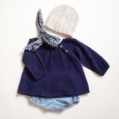 What a bad weather we have down in Sydney! A petfect day to introduce our new Autumn-Winter collection. And also our new name: June Kids. Indeed we have now clothes not only for babies but for kids too with sizes up to 5 years old. New collection will be released early March. We will have a lot of denim, very soft double gauze, and some nice Liberty. Stay tuned...