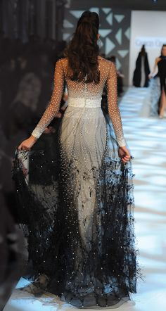 Georges Chakra Spring 2013 Couture Collection