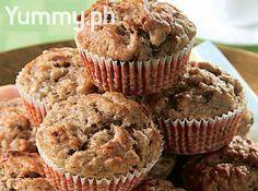 Banana Cinnamon Muffin Recipe