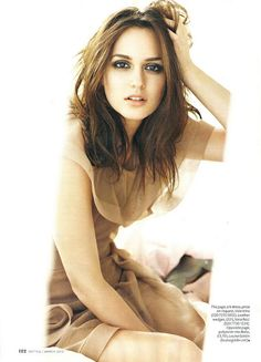 leighton meester @Rochelle Weeks VanSickel thought you may like this one!