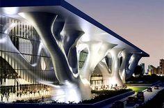 National Convention Centre Qatar