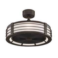 """Found it at Wayfair - 23"""" Beckwith Ceiling Fan with Remote"""