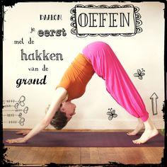 Verwen jezelf met Yoga met Akky in Zuidlaren Yoga, Ballet, Ballet Dance, Dance Ballet, Yoga Sayings