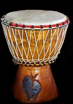 How to Lace Native American Hand Drums