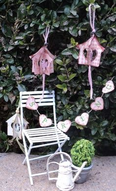 how to: butterfly spring lantern