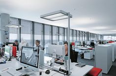 Waldmann Lighting - Elegant lighting solutions for industrial, medical and office/architectural applications.