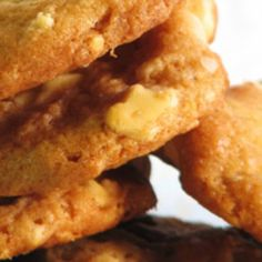 Butterscotch Spice Cookies: The aroma and old fashioned flavor of Duncan Hines Spice Cake Mix in this Butterscotch Spice Cookie recipe will take you back to grandma's house.