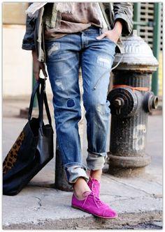 Art Symphony: Oxford shoes