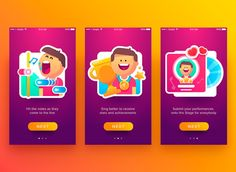 The article is focused on the aspect of gamification applied for mobile applications and websites for engaging UX design and user-friendly interactions. Flat Design, Design Ios, Game Design, Dashboard Design, Icon Design, Graphic Design Tutorials, Modern Graphic Design, Design Thinking, Motion Design