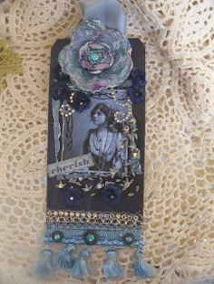 Martica Designs: Gypsy Blue Tag