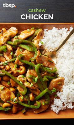 Don't wait for delivery, make classic Chinese cashew chicken at home with this insanely easy and delicious recipe that comes together quickly in a single skillet (fortune cookies not included).