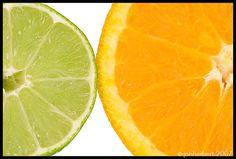 Green & Orange by Jan Herbert, via Flickr