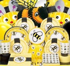 Bee Party Decorations