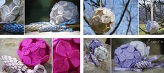 sfera, lavanda, trifoglio, lavande, lavande, klaver, lavendelbol