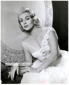 1955 RARE ORIGINAL Photo Actress STUNNING Beauty LANA TURNER in PUBLICITY POSE