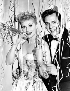 New Year's Eve with Lucy & Desi (1958)