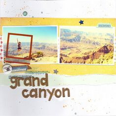 Grand Canyon by Morningrise at @Studio_Calico