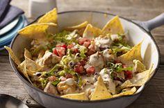 Quick-Fix Chicken Enchilada Skillet Recipe - Kraft Recipes