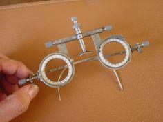 Vintage Optometrist Glasses