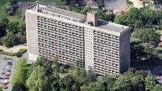 Rezé. La Maison radieuse de Le Corbusier se visite