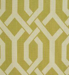 green lattice fabric