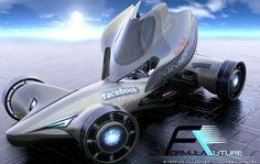 ced7eeb58d5 Projeto Formula Future - o Carro de F1 do Futuro Automobilismo
