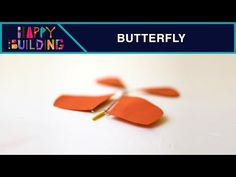 Flying Butterfly Surprise Card - YouTube