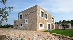 DVA Arhitekta, Country house, Bijaca, Bosnia Herzegovina, 2007-2011