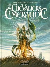 Les chevaliers d'Émeraude -1- Les Enfants Magiques