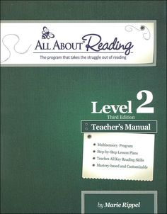 All About Reading Level 2 Materials - 3rd Edition | Additional Photo (Inside Page)