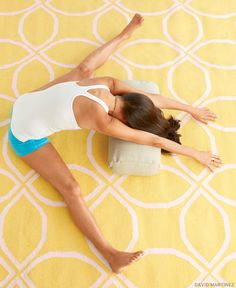 Wonderful article and examples of Yin Yoga (My favorite yoga)