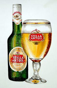 Stella Artois Euro Pale Lager 5.0% ABV