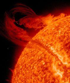 space-02 ~ sun flares
