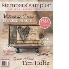 The Stampers' Sampler Winter 2014 - Stampington