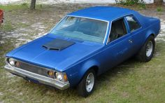 What A Buzz: 1971 AMC Hornet SC/360 - http://barnfinds.com/what-a-buzz-1971-amc-hornet-sc360/