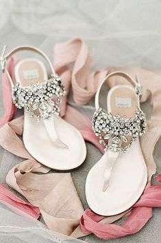 1901ff10875b 24 Beach Wedding Shoes Perfect For An Seaside Ceremony
