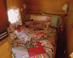 our vintage trailer