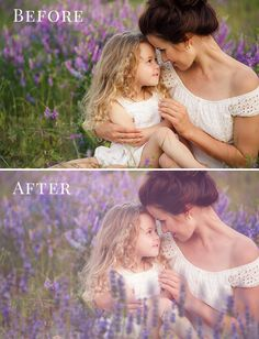 Creative flowery photo overlays, great for summer pictures – style amazing scenes with flowery atmosphere.