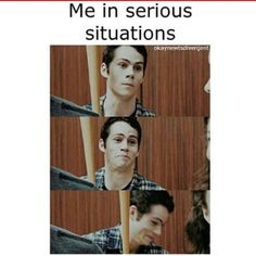 ImageFind images and videos about funny, lol and teen wolf on We Heart It - the app to get lost in what you love. Really Funny Memes, Crazy Funny Memes, Stupid Memes, Funny Relatable Memes, Haha Funny, Funny Texts, Funny Jokes, Funny Life, Funny Animal Jokes